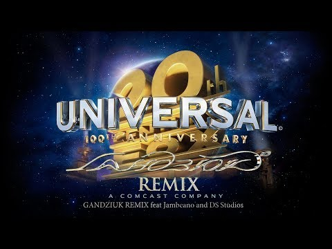 Universal studios vs 20 th century FOX-  REMIX GANDZIUK