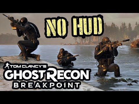 [F.I.S.T] GHOST RECON BREAKPOINT | NAVAL SPEC-OPS | NO HUD (Tactical Gameplay)