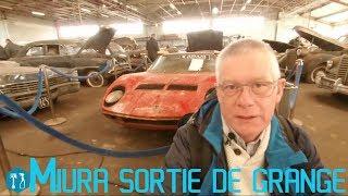 Lamborghini Miura et 80 sorties de grange à vendre