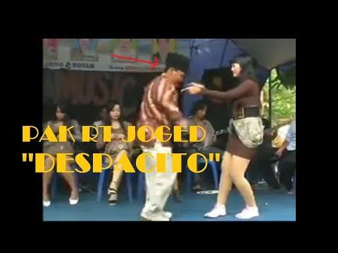 Joged Mantap DANGDUT KOPLO DESPACITO Pak RT.......