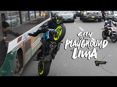 City is my Playground 2: Lima | Nick Apex & Ernie Vigil
