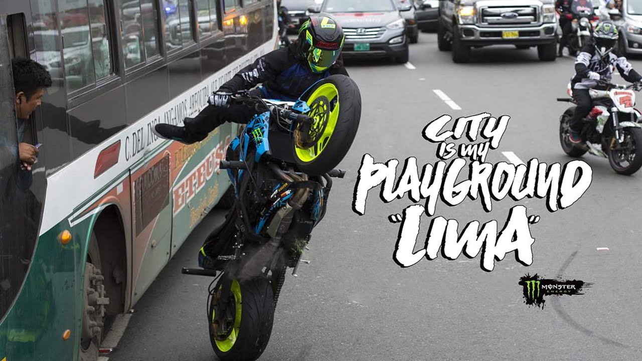 Download City is my Playground 2: Lima   Nick Apex & Ernie Vigil