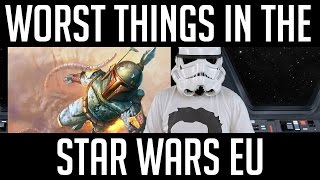 Top 5 Worst Things in the Star Wars EU