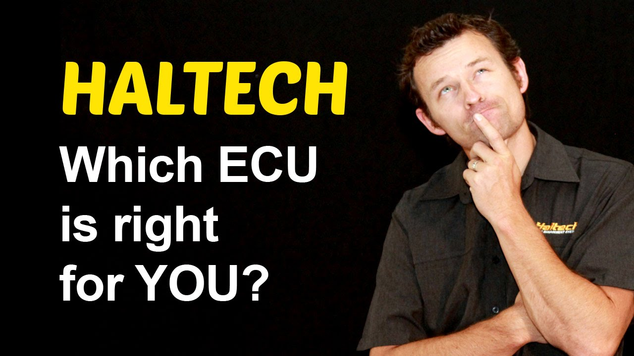 Which Ecu Is Right For You Haltech Range Overview Youtube Mitsubishi Wiring Harness Nz