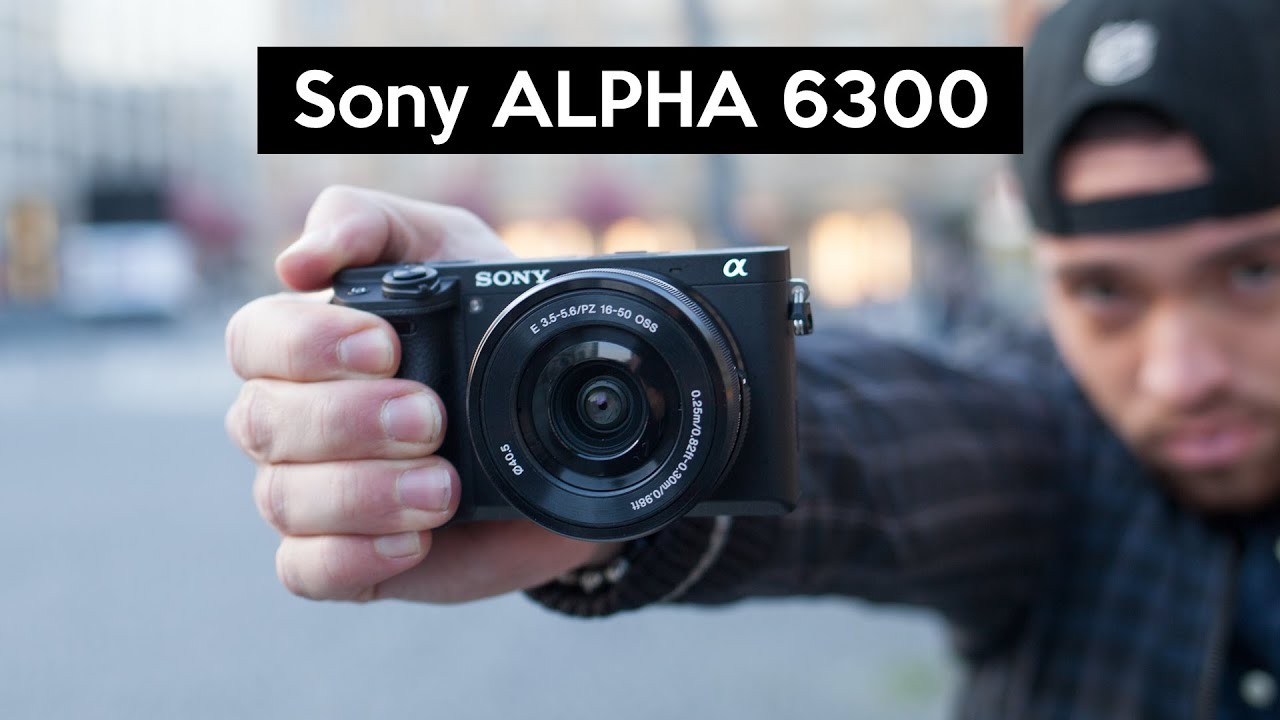 sony alpha 6300 hands on stunning 4k camera with great. Black Bedroom Furniture Sets. Home Design Ideas