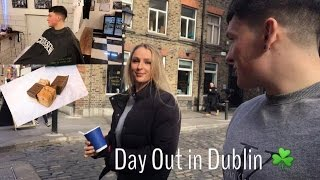 Our First Vlog   Day Out in Dublin