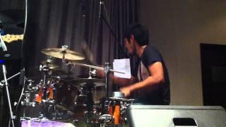 John Thomas Drum Solo