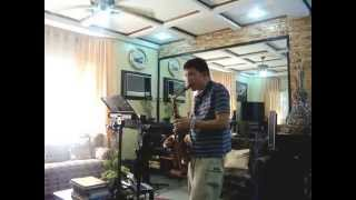 I've Got The World On A String (Frank Sinatra) Alto Sax Cover