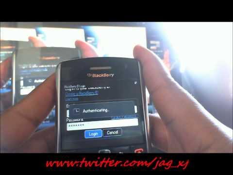 BlackBerry 6 App World 9700 9800 9300 9650