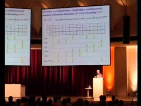 22C3: On working memory and mental imagery