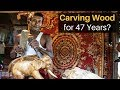Carving Wood for 47 Years?
