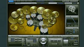Bolt Thrower  - A Hollow Truce ( Backing Track Drums )