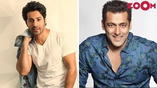 Varun Dhawan Or Salman Khan | Who Takes The Top Position In April 2018 Times Celebex?