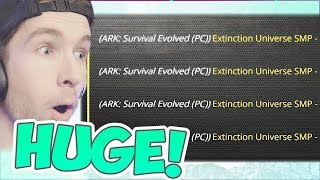 THE BIGGEST CHANGE TO THE SERIES! - ARK: Extinction SMP #31