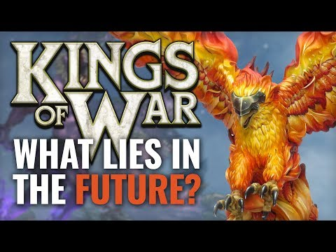 Kings of War: What Lies in the Future?