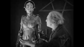 Metropolis (FULL movie) sync to Pink Floyd (Wish You Were Here)