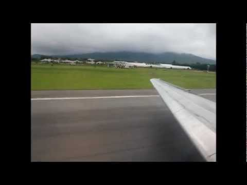 Orient Thai MD-81 Take Off  @ Chiang Mai