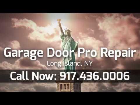 Garage Door Repair In Long Island, NY   Video Testimonials