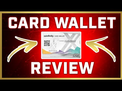 CardWallet Review (2020)   Best Alternative & Private Bitcoin Cold Storage Solution?