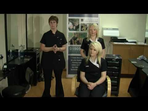 Occupational health and safety in a hairdressing salon - Lesson