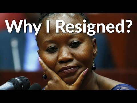 Why Dr Roselyn Akombe Resigned: Full Interview on BBC - 10.18.2017 thumbnail