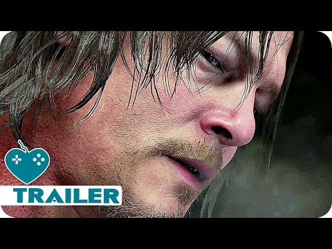 Death Stranding Gameplay Trailer | E3 2018