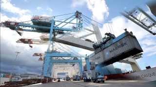 APM Terminals Tangier, opérateur leader du port Tanger Med.