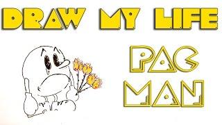 Draw My Life : Pac-Man by Baptiste Lorber