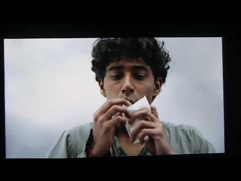Life Of Pi 2012 / Pi Found Food Supply  / Stay Safe Away From The Tiger