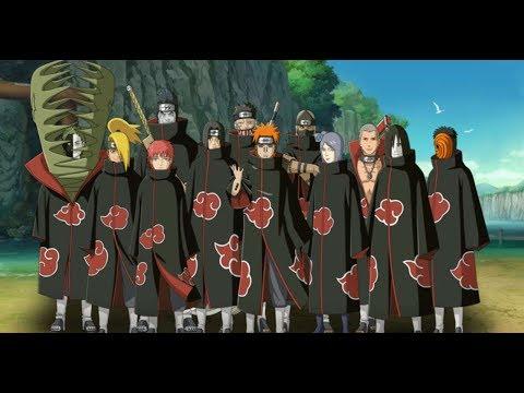 Naruto (OST) Complete Akatsuki Soundtrack