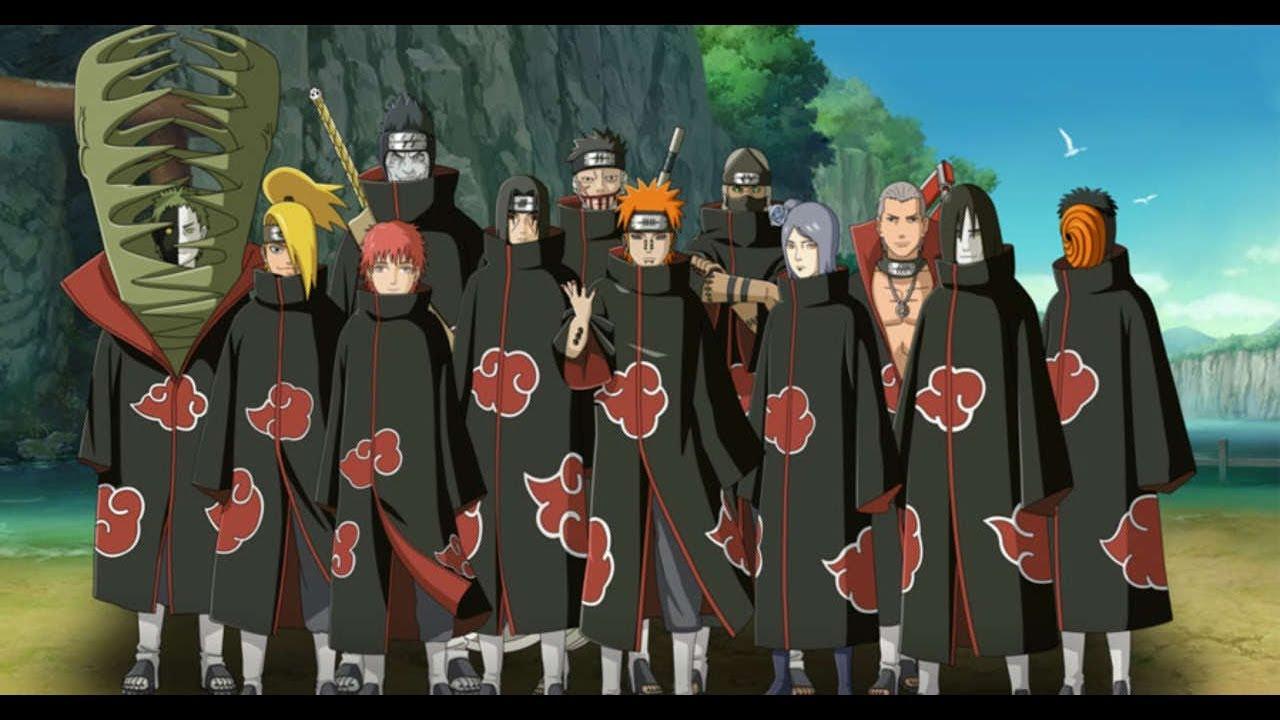 Naruto Akatsuki