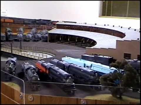 Gary Schrader's O scale layout