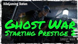 KiloGaming Nation - Ghost War (Ranked) - Prestige 2 Grind!