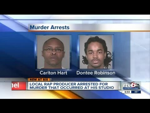 Local music producer faces murder charge related to shooting in his studio