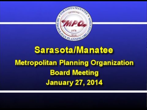 MPO Board Meeting 1/27/2014