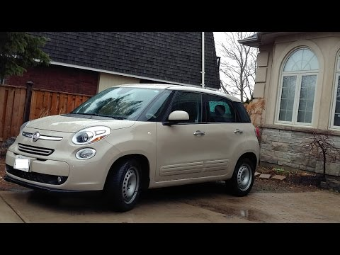 FIAT 500L Long Term Review plus Tips & Tricks to ownership