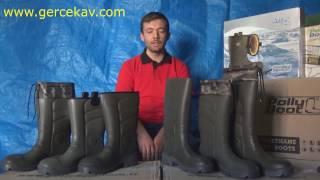 Pollyboot Çizmeleri tanıtımı