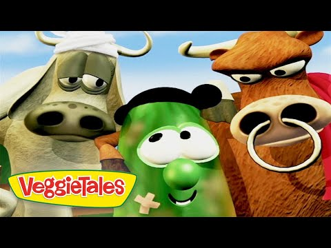 Veggie Tales | Song Of The Cebu | Veggie Tales Silly Songs With Larry