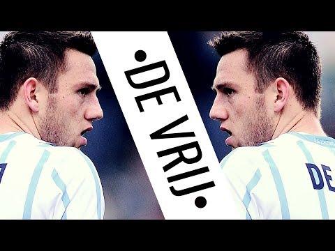 Stefan de Vrij • 2017/18 • Lazio • Best Defensive Skills & Goals • HD
