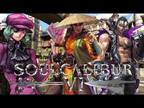 "Top Ten ""Forgotten"" Characters that Should be in Soulcalibur VI"