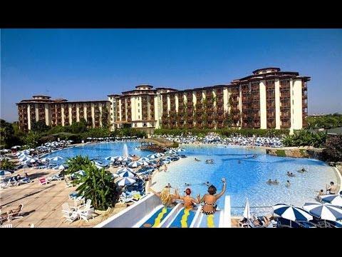 Отель Letoonia Golf Resort 5* (Турция, Белек)