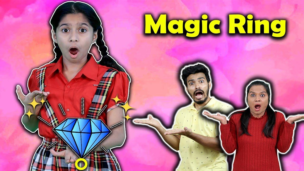 Pari Ko MIli Magical Ring | Magical Story | Funny Story | Pari's Lifestyle