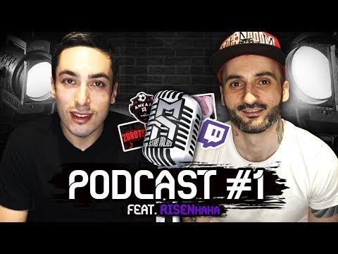 Super Stas | Risen | Podcast #1 | Темы: Амкал, 2drots, ASMR