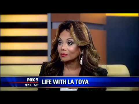 La Toya Jackson on MyFoxNY