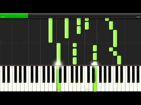 Rasmus - Living in a world without you (how to play intro and outro) + MIDI