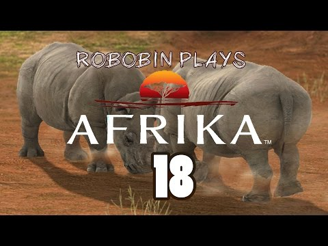 Let's Play Afrika (PS3) Episode 18: Rogue Warthogs and Dung Beetles