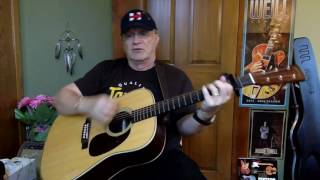 2138  - carrie anne -  hollies vocal & acoustic guitar cover & chords