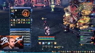 Bajheera - BLADE & SOUL: 1st Boss Battle vs Stalker Jiangshi - Blademaster First Look (Part 5)
