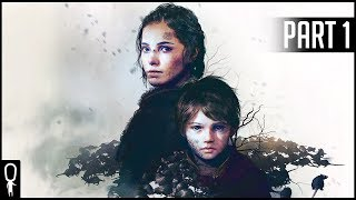 A Plague Tale: Innocence - Part 1 - There's Something Not Right With Hugo De Rune