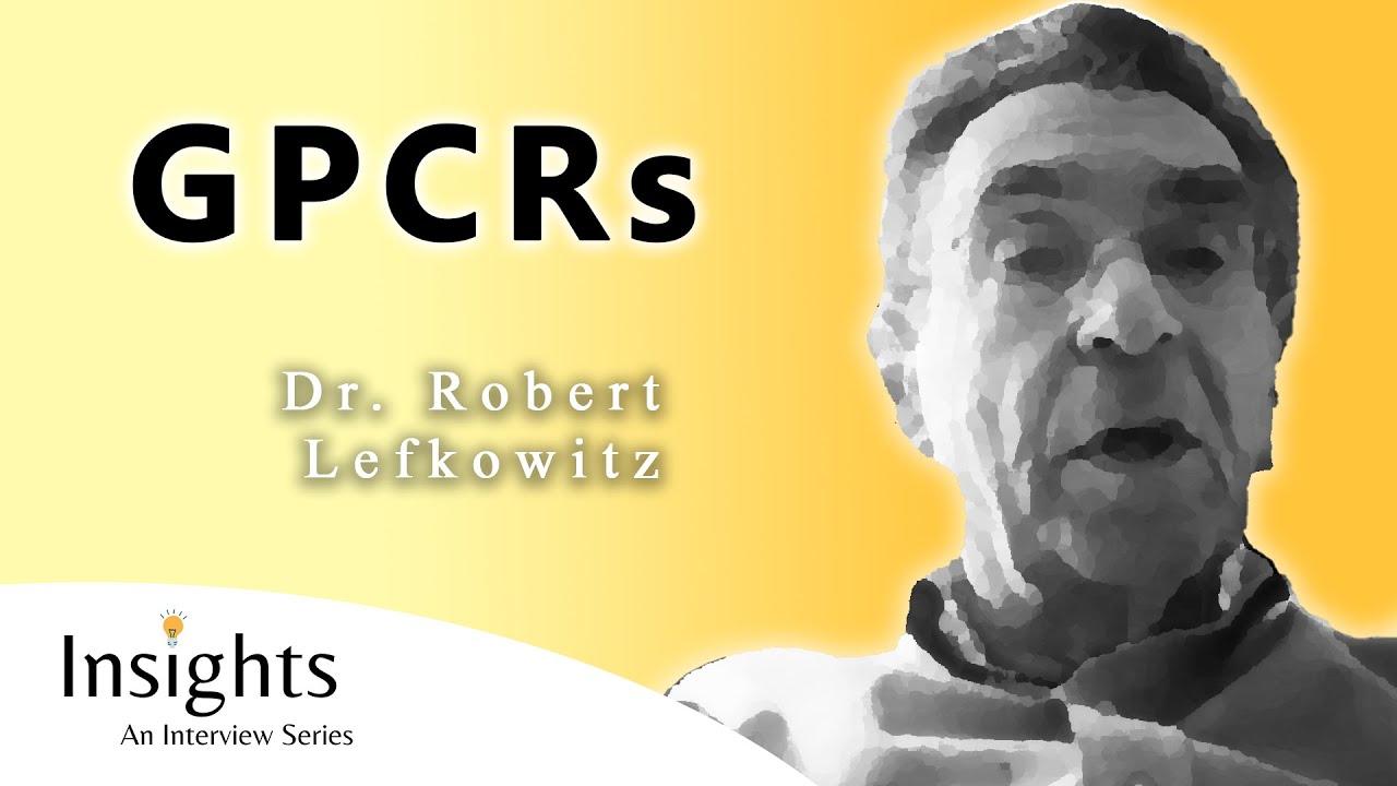 STEMPod Leaders #8 - Dr. Robert Lefkowitz